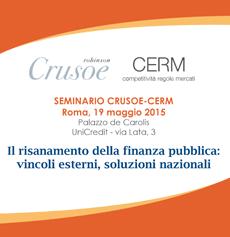 seminario crusoe-cern